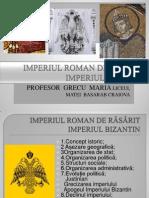 Imperiul Bizantin Power Point Presentation 2