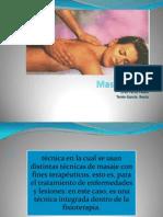 Masoterapia 2