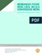 Konvergensi Media Lokal Koran Tribun