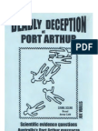 joe Vialls - Deadly Deception at Port Arthur - Scientific Evidence Questions Australia's Port Arthur Massacre