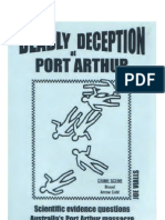 joe Vialls - Deadly Deception at Port Arthur - Scientific Evidence Questions Australia's Port Arthur Massacre