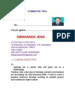 Siba New Resume