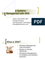 EnterpriseSystemsMgmt-WMI