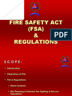 51 Fire Safety Act & Regulations