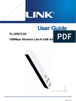 TL-WN721N User Guide