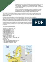 History of Sindangan