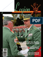 REVISTA DE TERCIOS Y APOYOS LA LEGIÓN 514