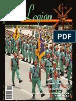 REVISTA DE TERCIOS Y APOYOS LA LEGIÓN 515