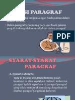 DEFINISI PARAGRAF b