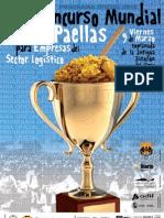 Programa 23º Concurso Paellas