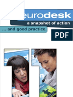 Eurodesk 2011 - a snapshot of action and good practice
