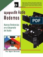 Equipos de Audio Moderno