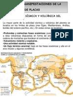 UNIDAD 9. MANIFESTACIONES DE LA TECTÓNICA DE PLACAS