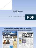 Evaluation