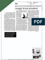 Fulvio Croce, il coraggio di non arrendersi - di Umberto Ambrosoli