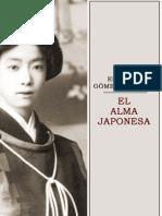 Gomez Carrillo Enrique - El Alma Japonesa