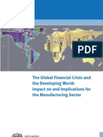 Global Financial Crisis and the Dev'g World