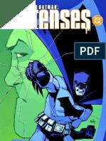 Batman Tenses 1 of 2