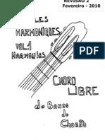 Grilles Harmoniques Vol1 ED 1 V2