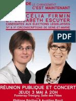 Réunion - concert Fontenay Trésigny