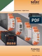 Selec Timer Brochures