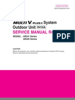 Multi v PLUS2 - Service Manual