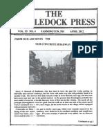 Puddledock Press April 2012