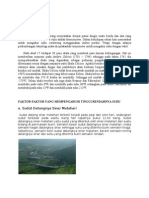 makalah hidrologi