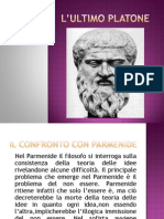 L'ultimo Platone
