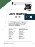 Como Construir Un Bar