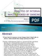Images Evoked by Dancing-Anna Szirmai (2010)