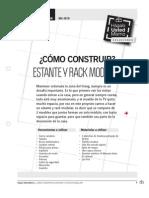Estante y Rack Modular