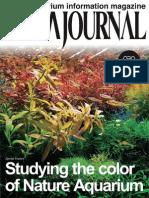 Aqua Journal Magazine December 2011