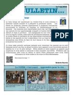 Bulletin Mai 2012