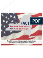 New York Imports 95 Percent of its Natural Gas