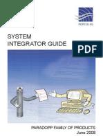 System Integrator Manual