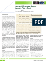 13_189Inferior Myocardial Infarction Dengan Complete Heart Block
