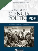 Francisco Miró Quesada Rada - Manual de Ciencia Politica