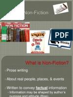 Non Fiction Terms
