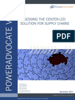 Power Advocate View - Center-Led Supply Chains - Nov 2011_FINAL