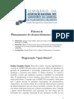 Degravao Seminrio ASSECOR- Palestra 6