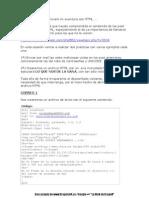 COMO Ejecutando EXE Desde HTML