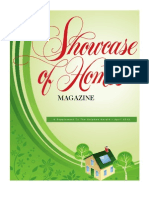 2012 Showcase of Homes