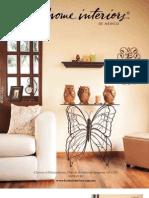 Home Interiors Catálogo de Presentación Mayo 2012