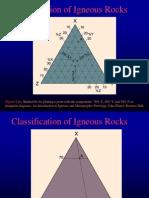 Igneous Classification