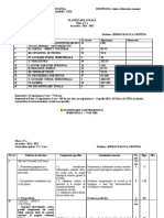 Planificare Clasa a v-A 2011-2012+Detalieri de Continut