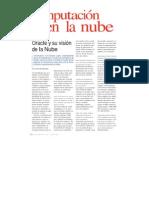Nube Oracle