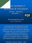 Figure Facilitanti Il Processo Di Inclusione
