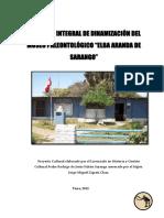 Proyecto Integral de Dinamización de Museo Paleontológico Elba Aranda de Sarango