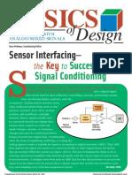 Manual Da National Semiconductors Que Ensina Sobre Condicionamento de Sensores